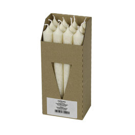 eubiona Stabkerze 22x210mm elfenbein - einzelnd