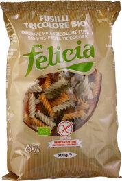 Felicia Reis Tricolore Fusilli 500g
