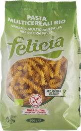 Felicia 4-Korn-Fusilli 500g