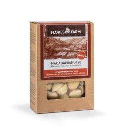 Flores Farm Macadamianüsse 75g