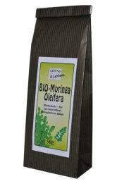 Gesund & Leben BIO Moringa Oleifera Blattschnitt-Tee...