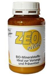 Gesund & Leben ZEO vital - Mineralstoff Kieselserde 125g
