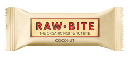 RAW bite Coconut Bio Rohkost-Riegel 50g