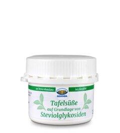 Govinda Tafelsüße Stevia 25g