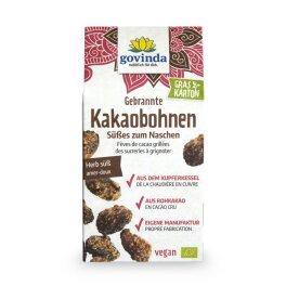 Govinda Kakaobohnen karamelisiert 100g