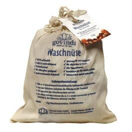 Govinda Waschnuss-Schalen 1kg