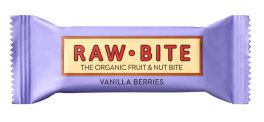 Raw Bite Vanilla Berries 50g