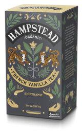 Hampstead Tea Organic Demeter Madagascan Vanilla Tea 30g Bio