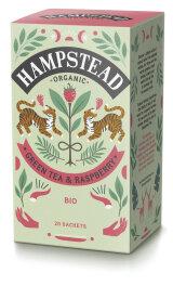 Hampstead Tea Organic Raspberry Tea 30g Bio