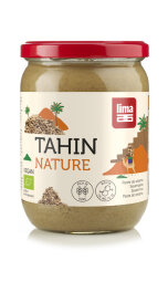 Lima Tahin Sesammus ohne Salz Bio 500g