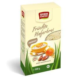 Rosengarten Porridge Früchte-Haferbrei 500g