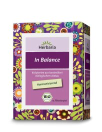 Herbaria Well-Being - In Balance 24g