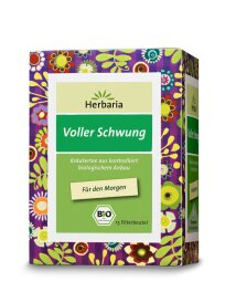 Herbaria Well-Being - Voller Schwung 24g