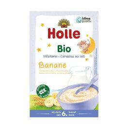 Holle Baby Food Bio Bananen-Milchbrei 250g
