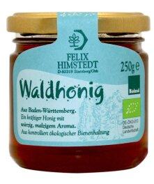 Honig Himstedt BIOLAND Waldhonig 250g