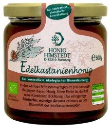 Honig Himstedt Edelkastanienhonig 500g Bio