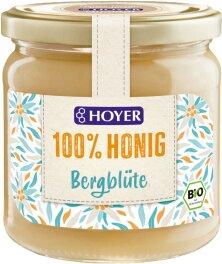Hoyer Bergblütenhonig Bio 500g