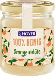 Hoyer Orangenblütenhonig 250g