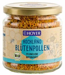 Hoyer Hochland Bio-Blütenpollen 225g