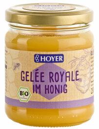 Hoyer Gelée Royale im Honig 250g