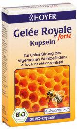 Hoyer Gelée Royale forte Kapseln