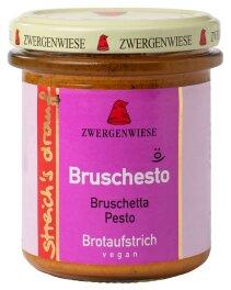 Zwergenwiese Bio Streichs drauf Bruschesto 160g