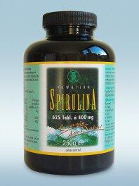 Ivarssons Hawaiian Spirulina 625 Tabl. à 400 mg 250g