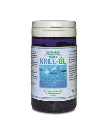 Omega-3 Krill-Öl Kapseln Ivarssons 60 Stk