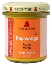 Zwergenwiese Bio Streichs drauf Papayango 160g