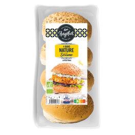LAngelus Hamburger-Buns 4x 50g