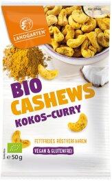 Landgarten Cashews Kokos-Curry 50g