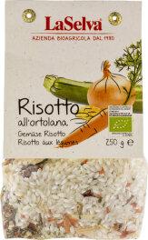 LaSelva Gemüse Risotto - Trockenmischung mit Reis...