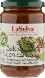 LaSelva Tomatensauce mit Artischocken 280g
