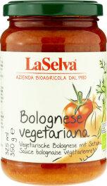 LaSelva Tomatensauce mit Seitan 350g