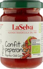 LaSelva Confit Peperoncini 140g