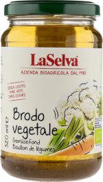 LaSelva Gemüsefond 320ml Bio