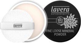 Lavera Fine Loose Mineral Powder -Transparent- 10g