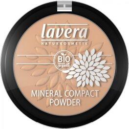 Lavera Mineral Compact Powder -Honey 03- 7g