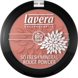 Lavera Mineral Rouge Powder -Charming Rose 01- 5g