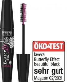 Lavera Butterfly Effect Mascara Beautiful Black 11ml