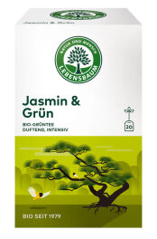 Lebensbaum Jasmin & Grün 30g