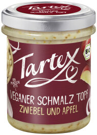 Tartex Schmalz Apfel-Zwiebel 150g