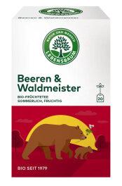Lebensbaum Beeren & Waldmeister 40g