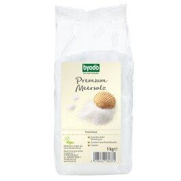 Byodo Premium Meersalz 1kg Bio