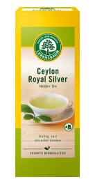 Lebensbaum Weißer Tee-Ceylon Royal Silver 20x 1,5g