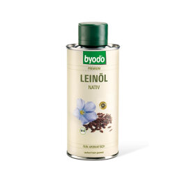 Byodo Premium Leinöl Nativ 250ml