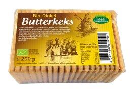 Liebharts Gesundkost Dinkel-Butterkeks 200 g