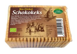 Liebharts Gesundkost Dinkel-Schoko-Butterkeks 200g