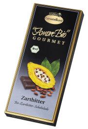 Liebharts Gesundkost Bio-Zartbitter-Schokolade 100g