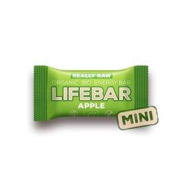 Lifefood Lifebar Apfel Mini 25g Bio